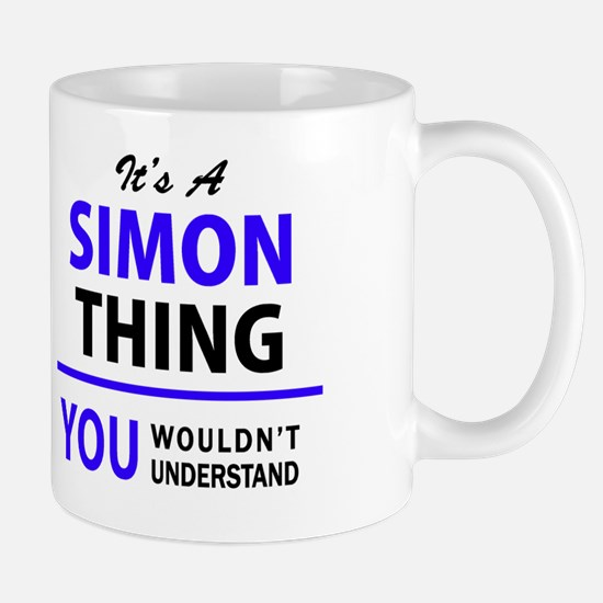 Cute Simon Mug