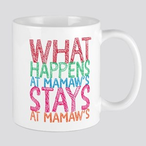 What Happens at Mamaw's Mugs