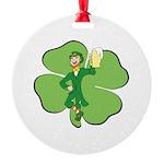 Irishman Ornament