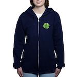 Irishman Women's Zip Hoodie