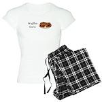 Waffles Guru Women's Light Pajamas