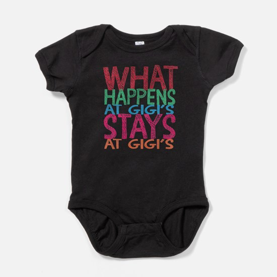 What Happens at Gigi's Baby Bodysuit