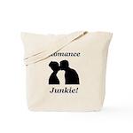 Romance Junkie Tote Bag