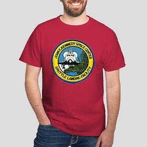 Shuttle Landing Facility Dark T-Shirt