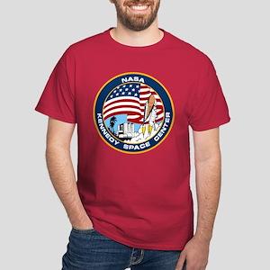 Kennedy Space Center Dark T-Shirt