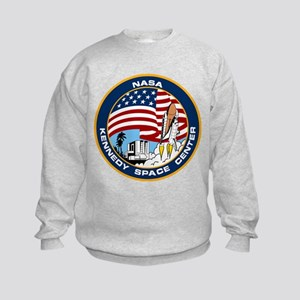 Kennedy Space Center Kids Sweatshirt