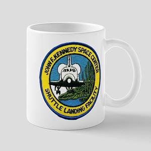 Shuttle Landing Facility Mug Mugs