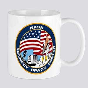 Kennedy Space Center Mug Mugs