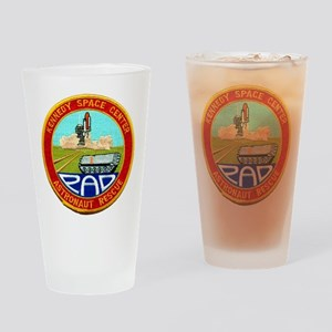Pad Rescue Team Drinking Glass