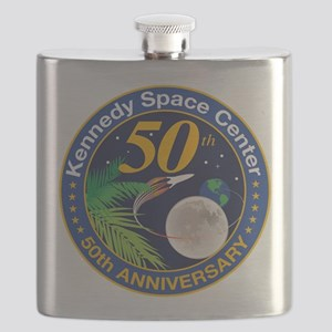 KSC At 50! Flask