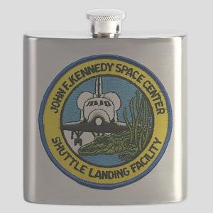 Shuttle Landing Facility Flask