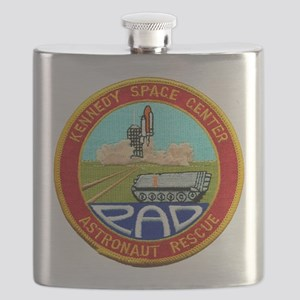 Pad Rescue Team Flask