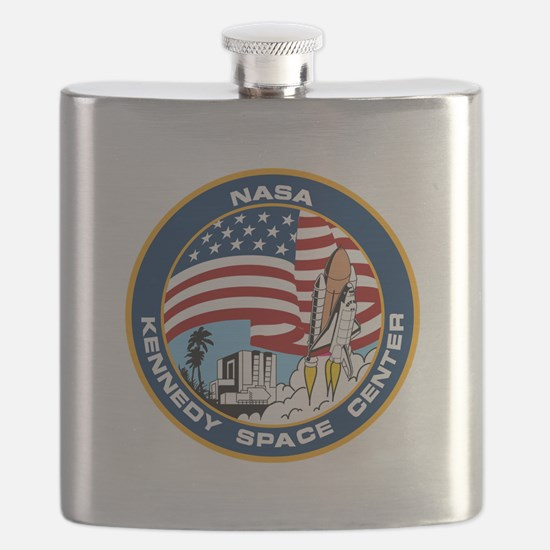 Kennedy Space Center Flask