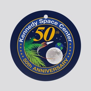 KSC At 50! Ornament (Round)