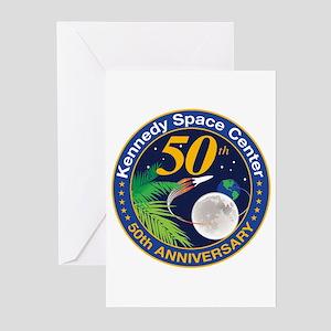 KSC At 50! Greeting Cards (Pk of 10)