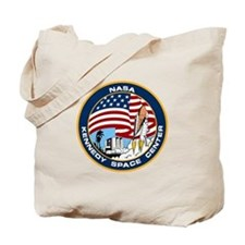 Kennedy Space Center Tote Bag
