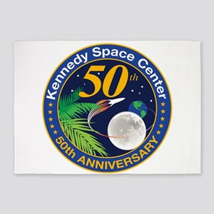 KSC At 50! 5'x7'Area Rug