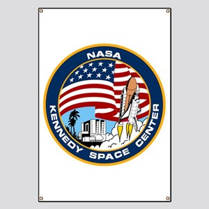 Kennedy Space Center Banner
