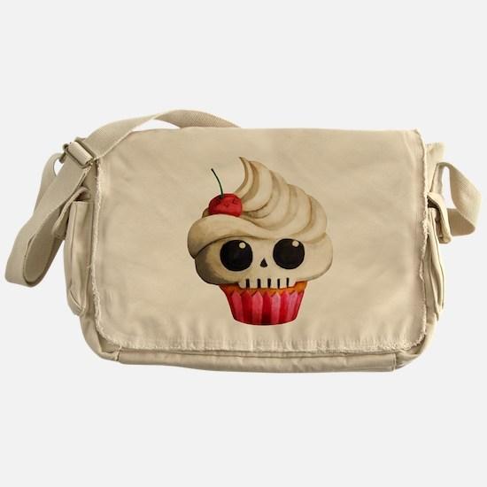 Cute Trick or treat Messenger Bag