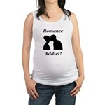 Romance Addict Maternity Tank Top