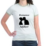 Romance Addict Jr. Ringer T-Shirt