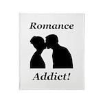 Romance Addict Throw Blanket