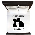 Romance Addict King Duvet