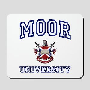 MOOR University Mousepad