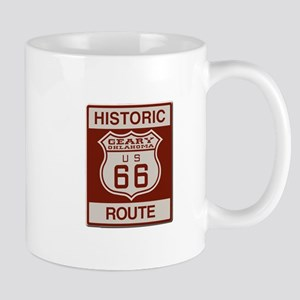 Geary Route 66 Mugs