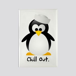 Chill Out Rectangle Magnet