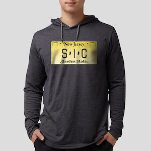 Sea Isle City (SIC) NJ Tag App Long Sleeve T-Shirt