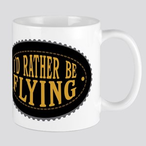 I'd Rather Be Flying Mugs
