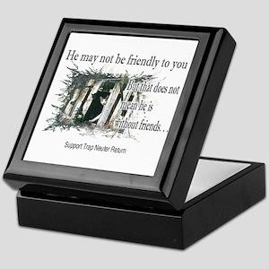 Feral Friend non affiliated Keepsake Box
