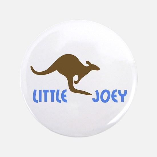 """LITTLE JOEY 3.5"""" Button"""