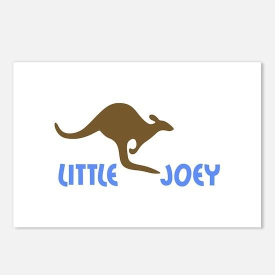 LITTLE JOEY Postcards (Package of 8)