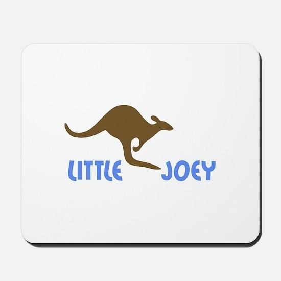 LITTLE JOEY Mousepad