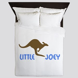 LITTLE JOEY Queen Duvet