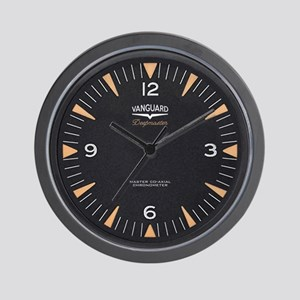 Vanguard Deepmaster Wall Clock