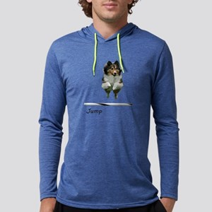 Sheltie Jump Long Sleeve T-Shirt
