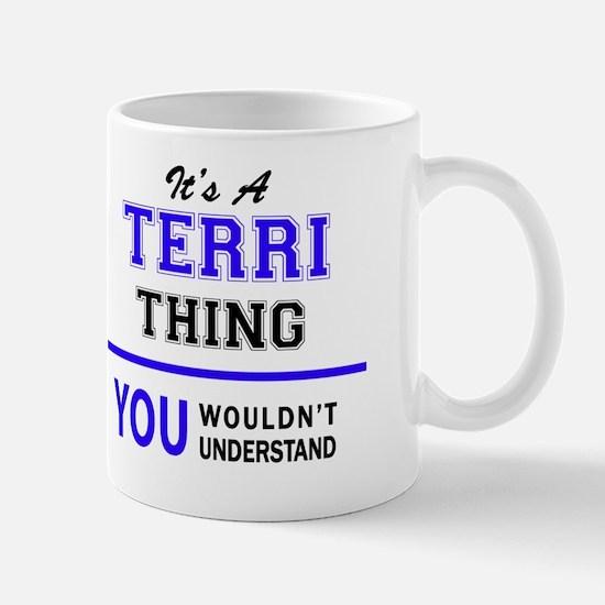 Cute Terri Mug