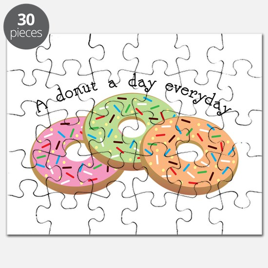 Donut_A Donut A Day Everyday Puzzle
