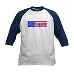 Build The Fence Kids Baseball Jersey