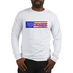 Build The Fence Long Sleeve T-Shirt