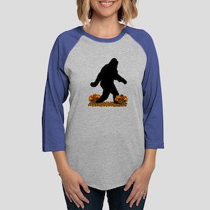 Gone Thanksgiving Squatchin' Long Sleeve T-Shirt