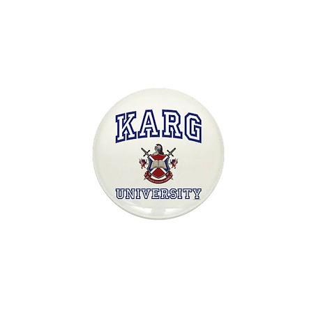 KARG University Mini Button