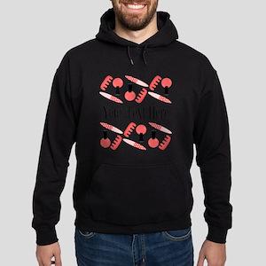 Pink Nail Salon Custom Sweatshirt