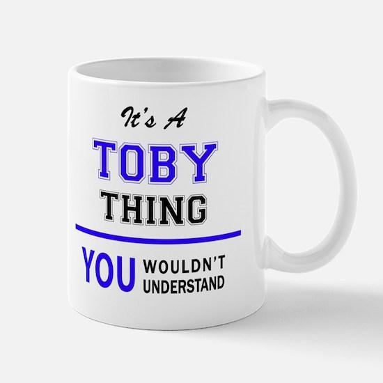 Cute Toby Mug