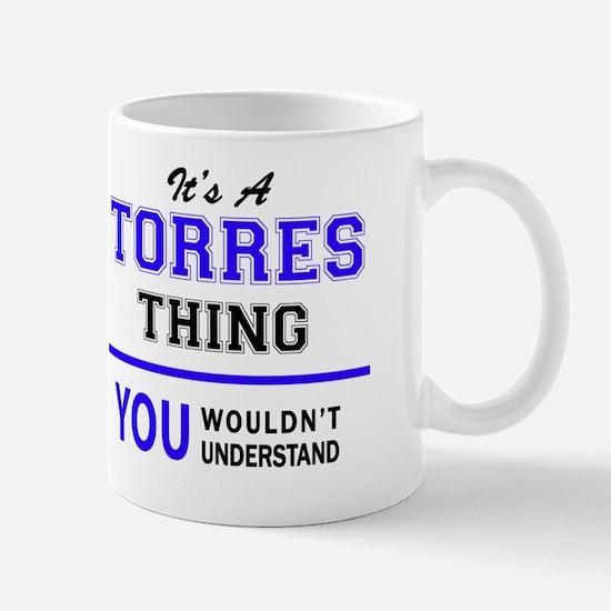 Cute Torres Mug