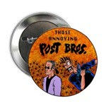 """Post Bros1 - 2.25"""" Button (10 pack)"""