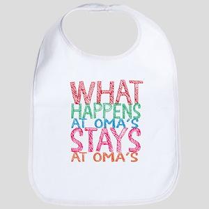 What Happens Oma's Bib